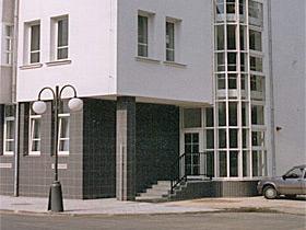 Reference plastová okna - komerční stavby