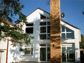 Reference plastová okna - rodinné domy