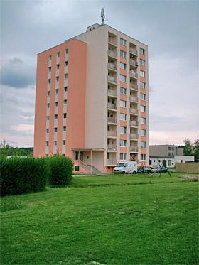 Reference - panelové domy