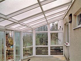 Reference - zimní zahrada
